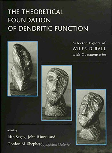 The Theoretical Foundation of Dendritic Function: The Collected Papers of Wilfrid Rall with Commentaries (Computational Neuroscience Series) (Function Of Dendrites)