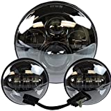 led motorcycle aux lights - 7