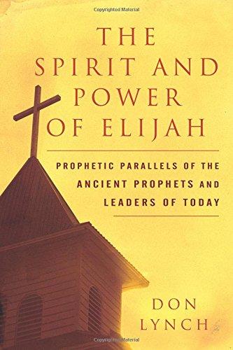 The Spirit and Power of Elijah pdf epub
