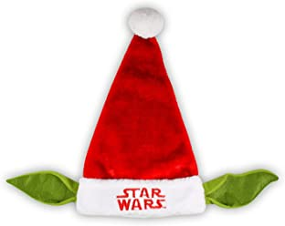 Grupo Ruz Star Wars Yoda Santa Hat 20 In