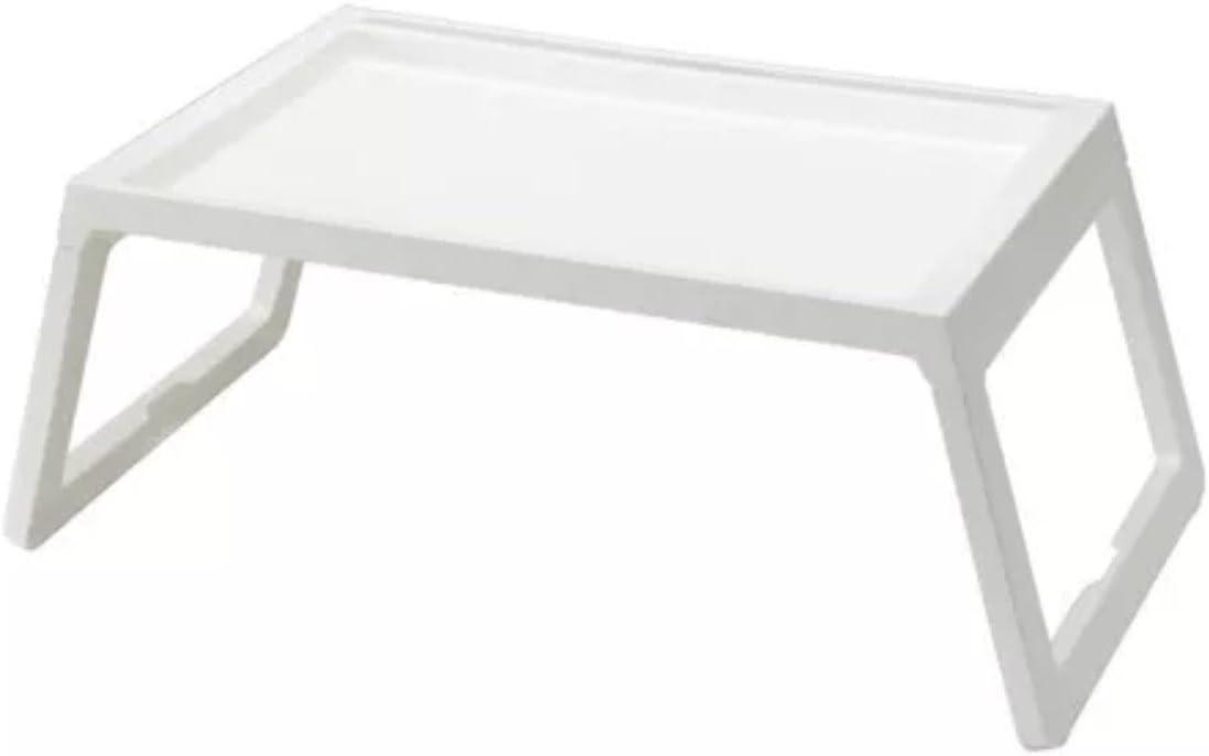 Ikea Klipsk Foldable Bed Tray, white