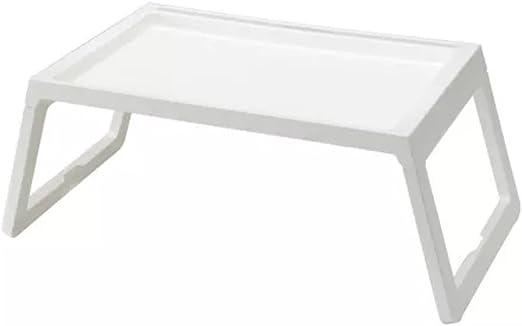 Amazon Com Ikea Klipsk Foldable Bed Tray White Home Kitchen