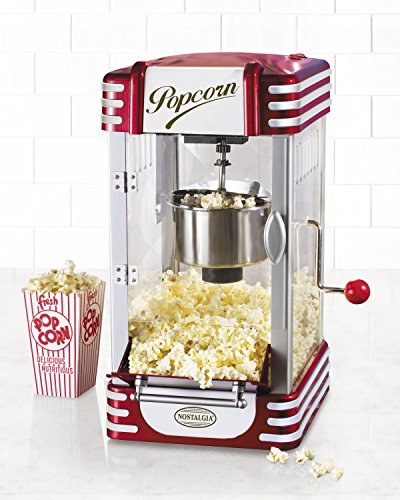 082677136305 - Nostalgia RKP630 Retro Series 2.5-Ounce Kettle Capacity Popcorn Maker carousel main 2