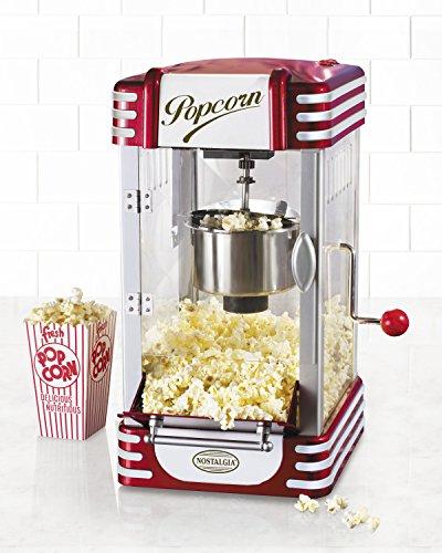 082677136305 - Nostalgia RKP630 Retro Series 2.5-Ounce Kettle Capacity Popcorn Maker carousel main 1