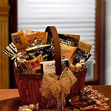 Gift Basket Drop Shipping Chocolate Decadence Gift Basket by Gift