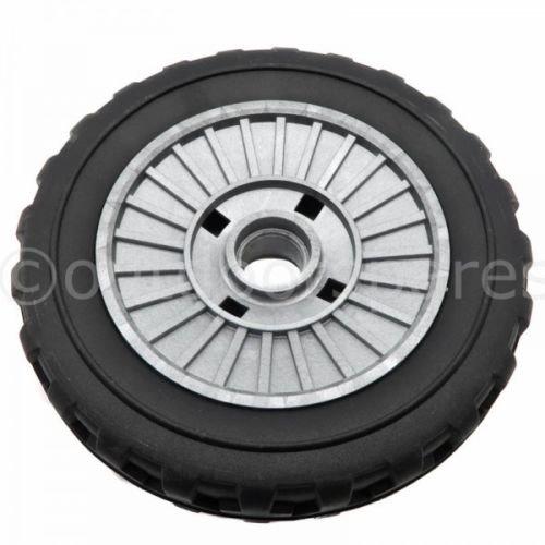 Genuine Mountfield Rear Wheel Assembly Part No. 381007362/0