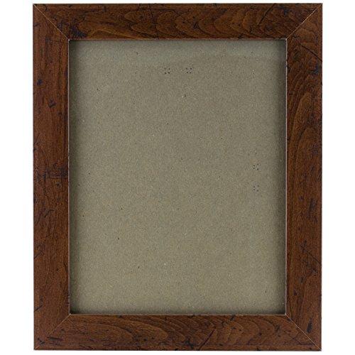 craig frames fm26wa2436c 126inch wide frame in smooth grain finish 24 by 36inch dark brown