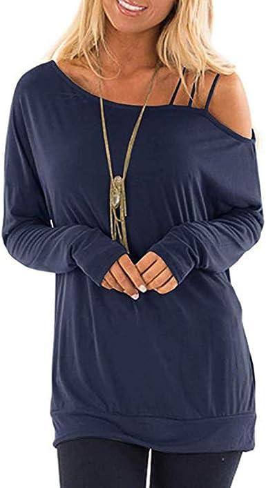 CRE87 Leopardenmuster – Camiseta para Mujer – Sudadera Blusa ...
