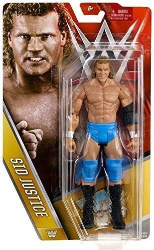 Sid Justice ( SYCHO SID ) Basic-Serie 63 Wrestling Figur - BRANDNEU in Box B01L5XW64I Masken Günstigen Preis | Exquisite Verarbeitung