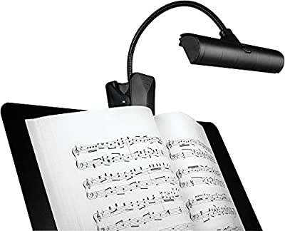 Proline PL10 Expanded Orchestral Music Stand Light with 10 LEDs from Proline