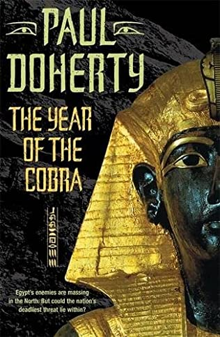 book cover of The Year of the Cobra