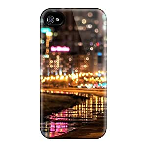 New Premium VyOgypJ2325ZWmne Case Cover For Iphone 4/4s/ Street Lights Protective Case Cover by icecream design
