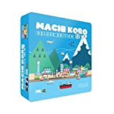 IDW Games IDW894 Machi Koro Deluxe Edition