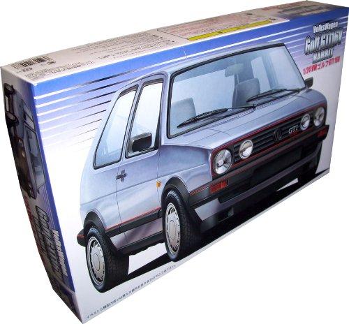 Amazon.com: 1/24 Volkswagen Golf GTI 16V (Model Car) Fujimi Real Sports Car   RS 18: Toys U0026 Games