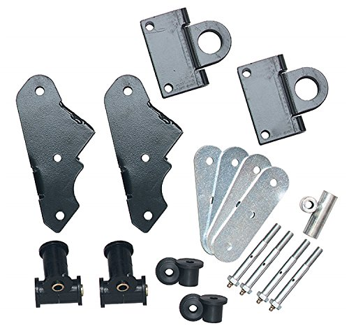 Rubicon Express RE2800 Shackle Reverse Kit