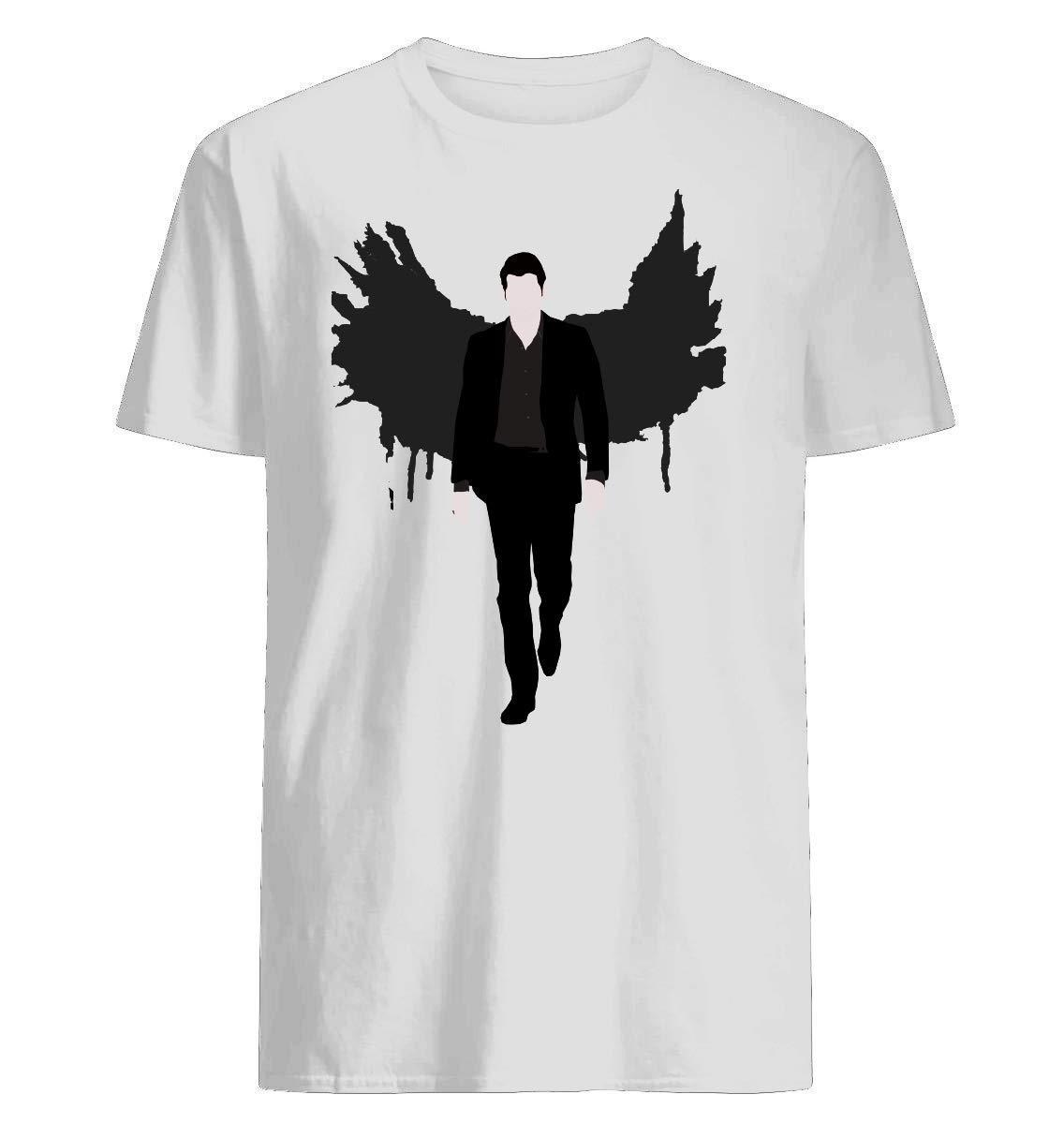 Lucifer Morningstar Tshirts For Girl Cute