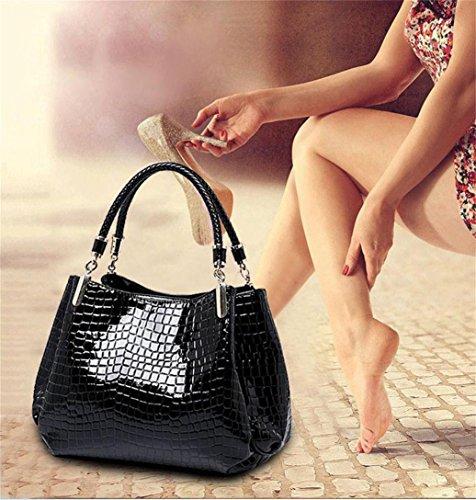 Tonsee? Vintage Femmes sac en cuir Sac
