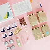 Essential Oil Bath Bomb DIY Kit (29-Piece Set) - EVERYTHING...
