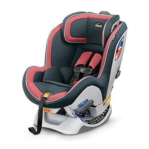 Chicco NextFit iX Convertible Child Safety Baby Car Seat Sea
