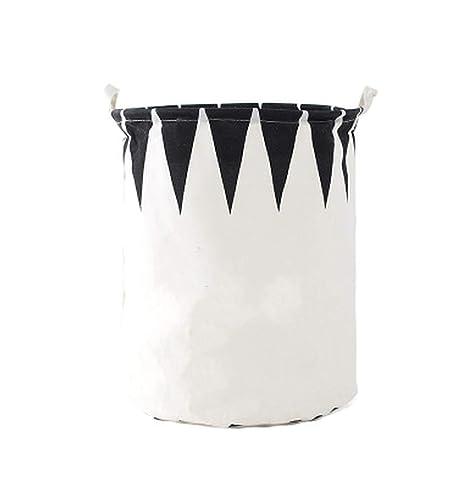 Cesta de almacenamiento impermeable y sucia barril plegable para ...