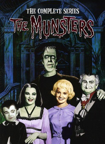 The Munsters: The Complete Series (For Wife Best Surprises Birthday)
