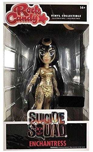 Funko DC Comics Suicide Squad Rock Candy Enchantress Exclusive Vinyl Figure -