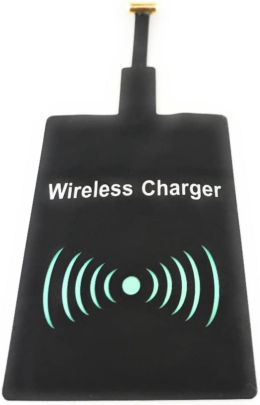 XCSOURCE® Universal QI Cargador Inalámbrico Película de Receptor para Micro-USB Móvil Android BC318