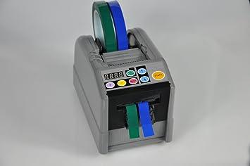 110 V eléctrico dispensador de cinta automática máquina ZCUT-9 micro-computer electrónico cinta