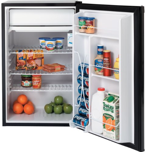 GE ProfileSpacemaker GMR04BANBB 4.3 cu. Ft. Compact Refrigerator - Black