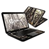 "Mightyskins Protective Skin Decal Cover for HP Pavilion G6 Laptop with 15.6"" screen wrap sticker skins Tree Camo"