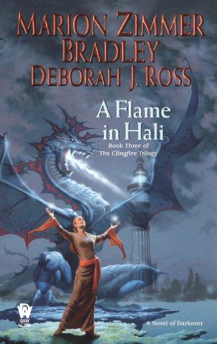 A Flame in Hali (Clingfire Trilogy Book 13)