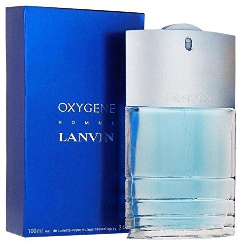 Oxygenę Hommę Cologne for Men by Lānvîn 3.3 fl. oz Eau de Toilette
