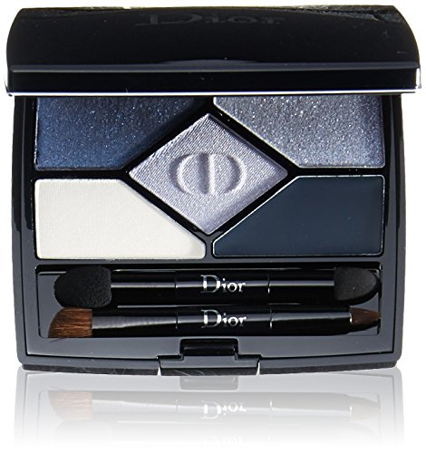 Christian Dior Satin - Christian Dior 5 Couleurs Designer All-in-one Professional Eye Palette, 208/Navy, 0.2 Ounce
