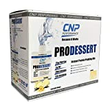 CNP ProDessert Instant Pudding | Professional Grade Protein Supplement | Ready to Mix/Just Add Water (1 box / 10 ct, Vanilla)