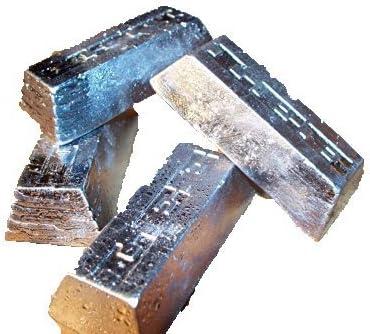 Lead Ingots 40 Lbs from range scrap fishing sinker /& bullet casting 40 Pounds