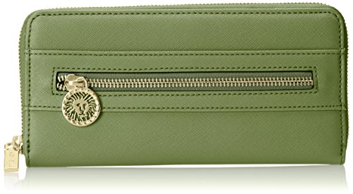 new-recruits-small-zip-around-wallet-pistachio-one-size