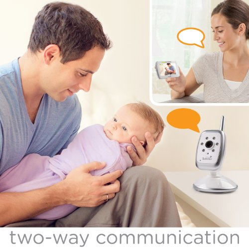 012914290002 - Summer Infant Wide View Digital Color Video Baby Monitor carousel main 3