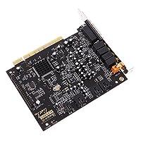 Dovewill PCI-E 5.1 Surround PCI Sound Audio Card Desktop with Sound Font CD for PC Windows XP/Vista/7