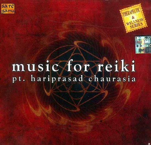 Music for Reiki Pt. Hariprasad Chaurasia (Set of Two Audio CDs): Therapeutic & Wellness Series