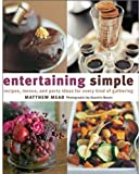 img - for Entertaining Simple book / textbook / text book