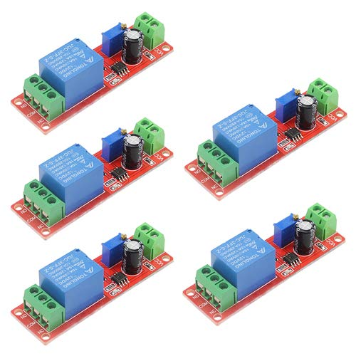 -10 Seconds Delay Module Constant Current RegulatorHigh Power High Efficiency TimerDelay on Monostable Delay Switch Converter for Automotive Control SystemElectrical Equipment ()