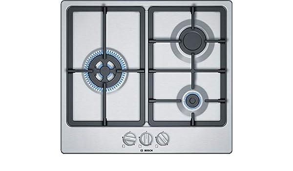 Bosch Serie 4 PGC6B5B90 hobs Acero inoxidable Integrado ...