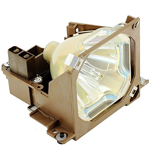 Maxii ELPLP11/V13H010L011 replacement projector lamp with housing Fit for Epson EMP 8100I£¬EMP-8100£¬EMP-8150£¬EMP-8200£¬EMP-9100£¬EMP-9150£¬ by Maxii-US