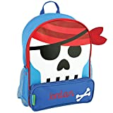Best Sidekick Backpacks With Embroidered - Personalized Stephen Joseph Pirate Sidekick Backpack with Embroidered Review