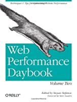 Web Performance Daybook Volume 2 Front Cover