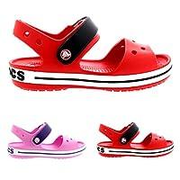 Crocs Kids Unisex Crocband Sandal (Toddler/Little Kid)