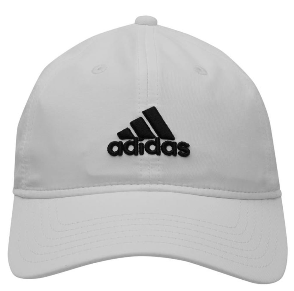 adidas Mens Golf Sports Flexible Peak Cap Hat Touch And Close Brand New  product image b9e2087680f1