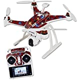 Skin For Blade Chroma Quadcopter – Diamond Galaxy   MightySkins Protective, Durable, and Unique Vinyl Decal wrap cover   Easy To Apply, Remove, and Change Styles   Made in the USA