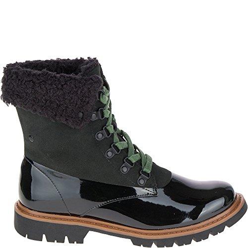 Caterpillar Womens Hub Hiker Boot Womens Black 5vFOX