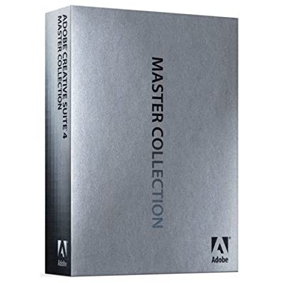 Adobe Creative Suite 4 Master Collection [Mac] (Spanish)